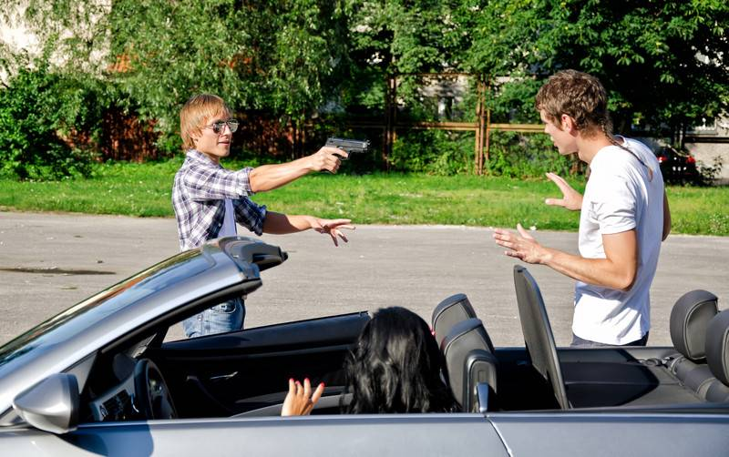 California Carjacking Laws Penal Code 215 Pc
