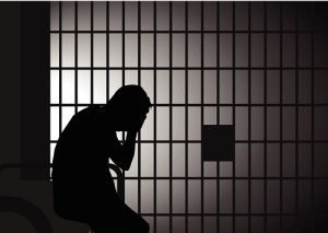 Ineligible to have your record expunged if time served in prison.
