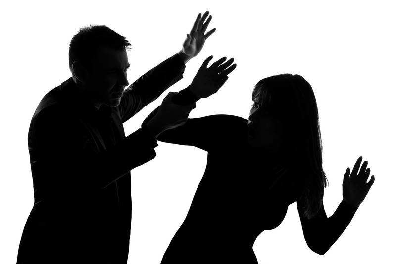 What happens if i violated my protective order?