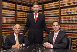 Hazing attorneys at Wallin & Klarich law.