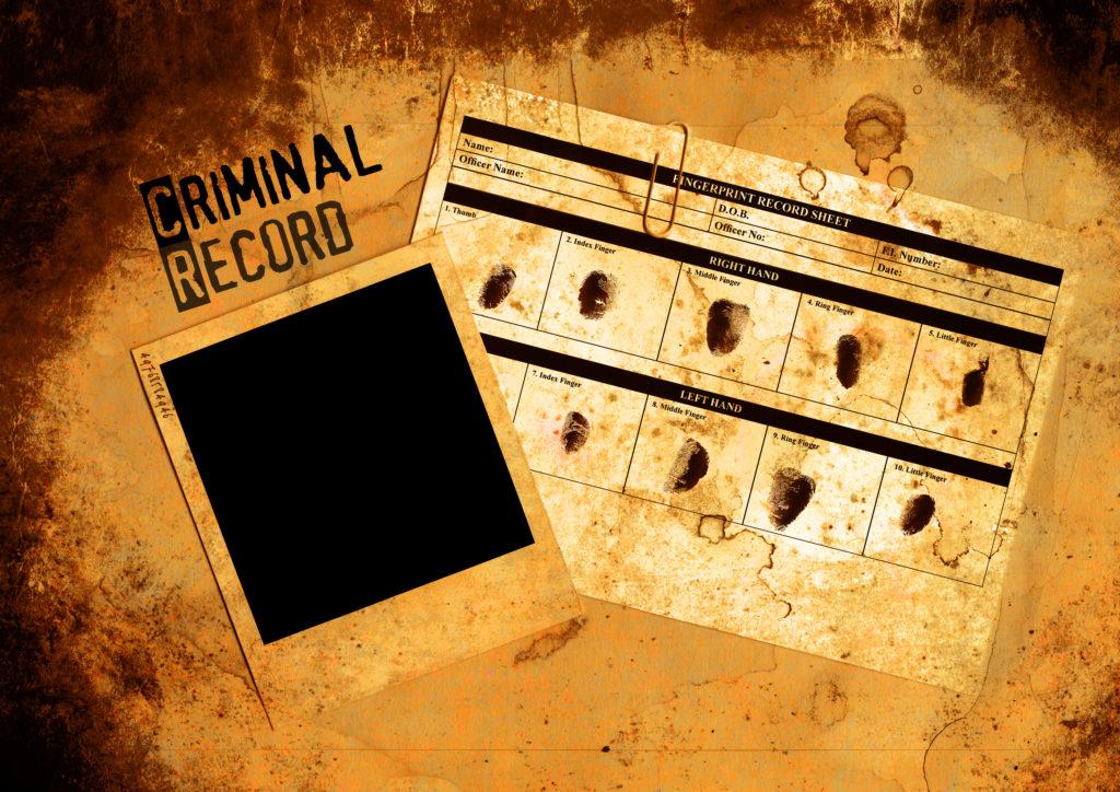 Seal Arrest Record